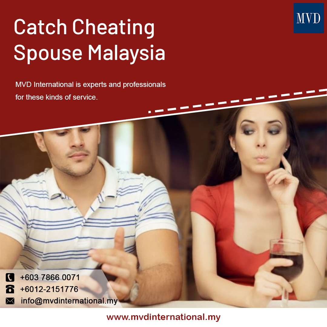 Catch Cheating Spouse Malaysia